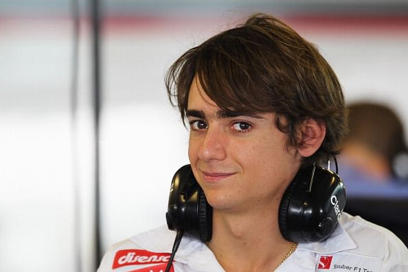 Sauber retain Gutierrez for 2014 season