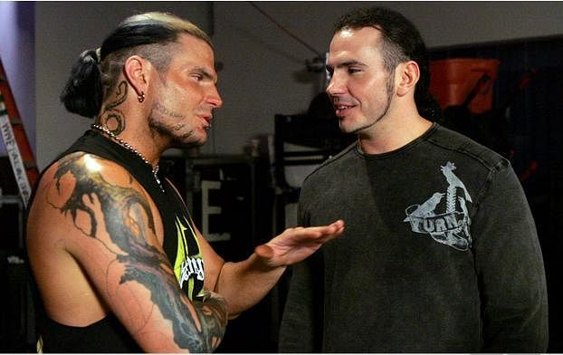 The greatest tag teams of all time – The Hardy Boyz