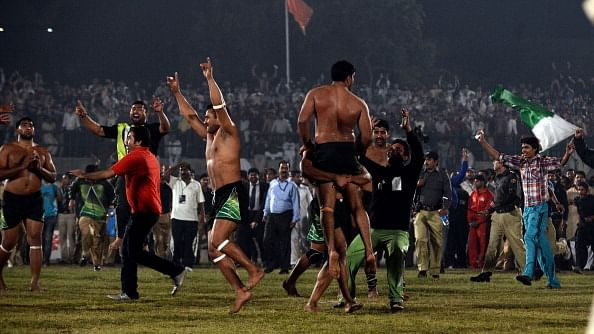 essay on kabaddi world cup Main article: kabaddi world cup (standard style) the standard style kabaddi  world cup is an outdoor international.