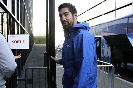 Karabatic back in France fold after fraud probe