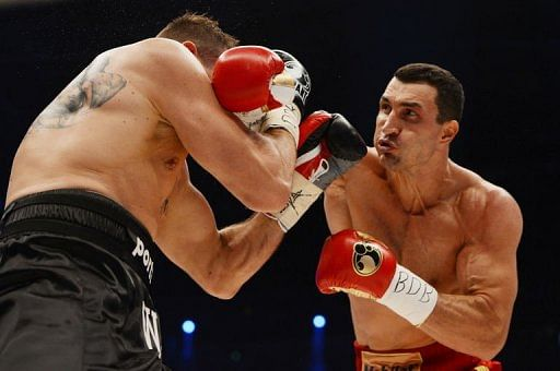 Australian Leapai to fight Klitschko for world title