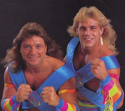 The Greatest WWE Tag Teams Of All Time: The Rockers