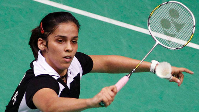 Saina aims top-5 return at China Open