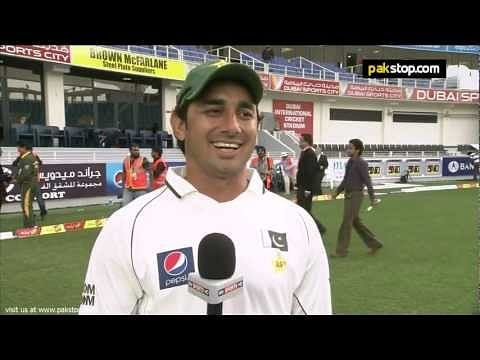 Video: A glimpse of Saeed Ajmal's newly modified action