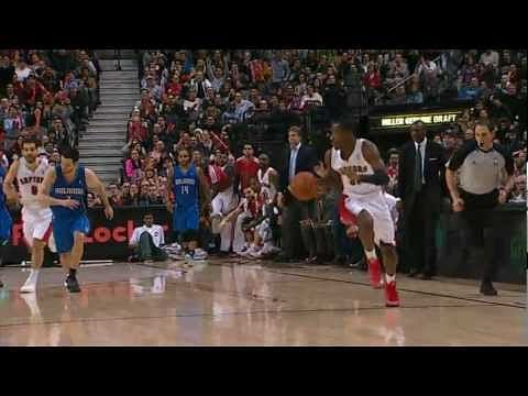 Top 5 slam dunks of last season