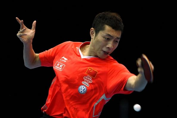 Xu Xin beats World No. 1 Ma Long in ITTF World Tour Finals