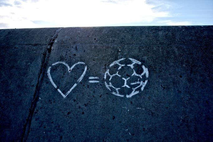 Why do we love football?