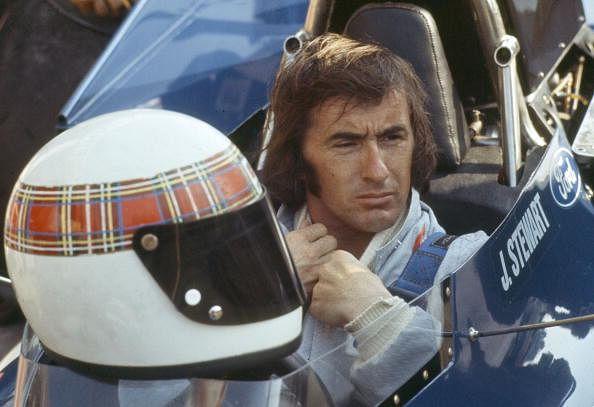 Top 20 Greatest F1 Racers Sir Jackie Stewart