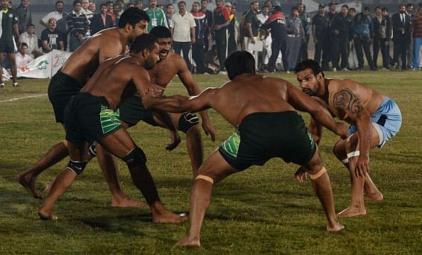 3rd World Cup Kabaddi: Indian men rout England 57-28