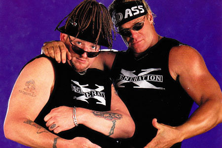 The greatest WWE tag teams of all time: The New Age Outlaws