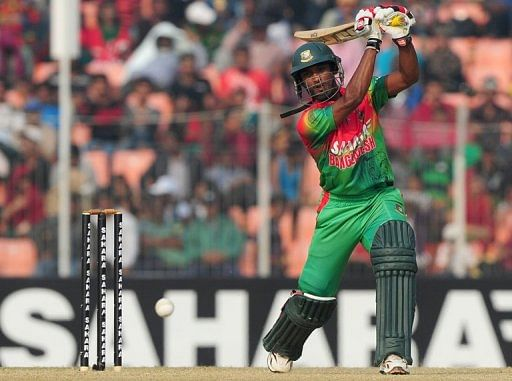 Bangladesh thump West Indies in first one-dayer