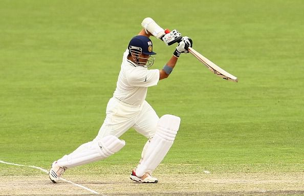 Cricketers and their Trademark Shots Sachin Tendulkar Cover Drive