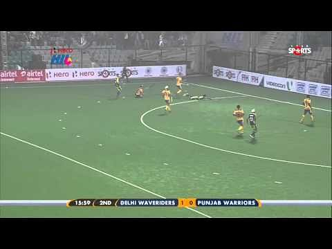 Highlights: Delhi Wave Riders vs Jaypee Punjab Warriors