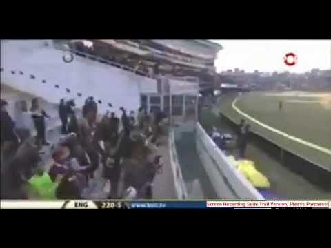 VIDEO: India vs England 4th ODI - England's Fall of Wickets