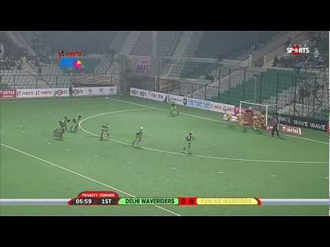 HIL: Punjab Warriors finally win against Delhi Waveriders