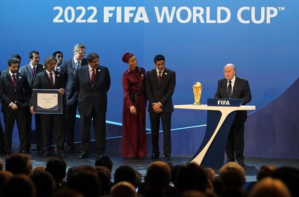 2022 WC Qatar bid manipulated, France Football claims to have proof