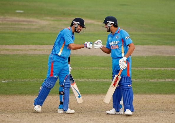 Raina and Rohit made the difference, says Cook