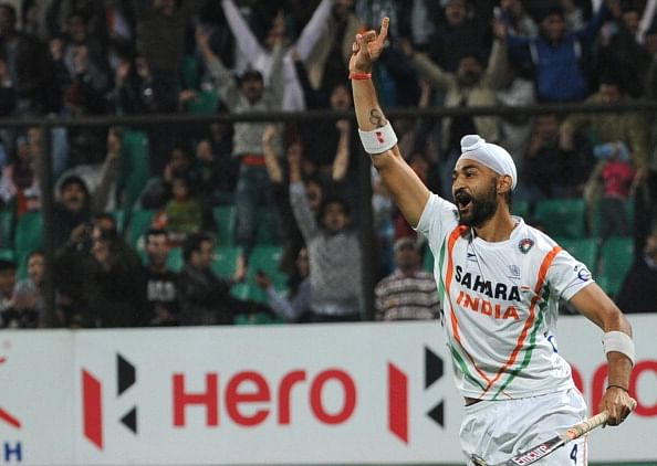 PR Sreejesh and Sandeep Singh lift Mumbai Magicians to their first win in HIL