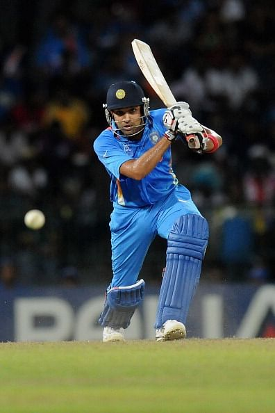 Lot more to Tendulkar than batting: Rohit Sharma