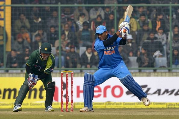 ICC ODI rankings: Jamshed biggest mover, Dhoni in top 5