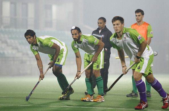 Punjab Warriors join Delhi Waveriders in HIL final