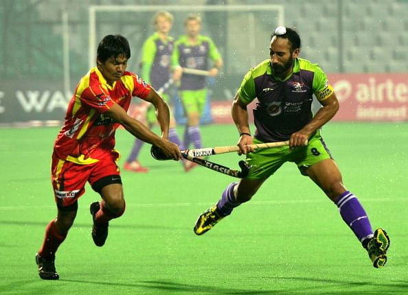 Match Preview: Ranchi Rhinos vs Delhi Waveriders - Match 22