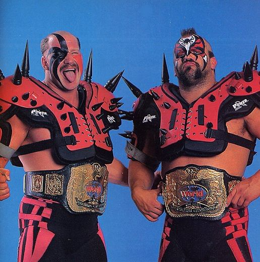 Greatest WWE Tag Teams of all time: The Legion of Doom