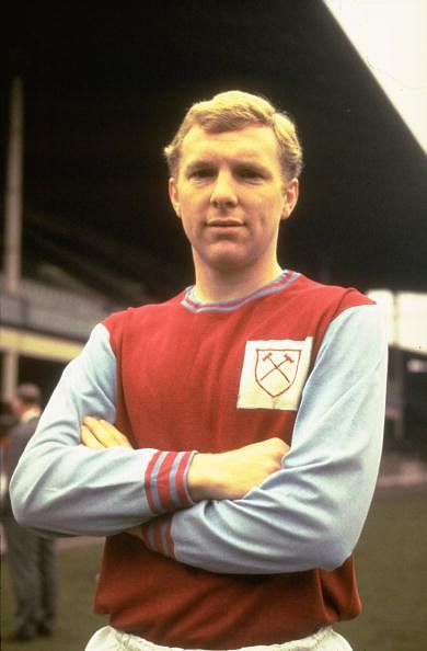Portrait of Bobby Moore