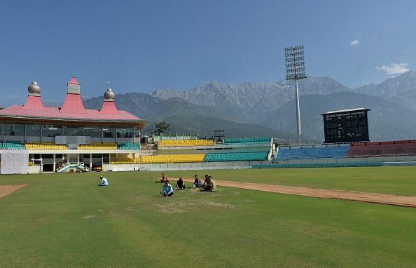 Sunny weather expected ahead of Dharamsala ODI