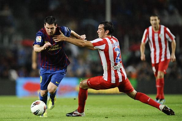 FC Barcelona v Club Atletico de Madrid  - Liga BBVA