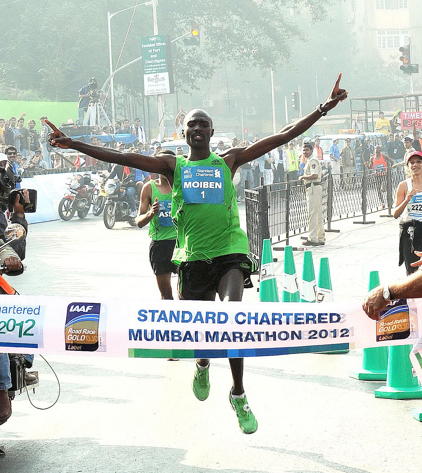 Superfast elite athlete-field for Mumbai Marathon