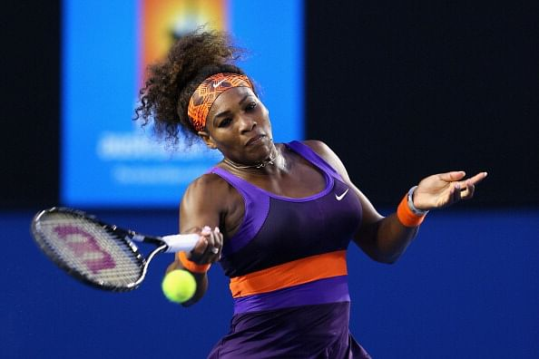 Serena in third round at Australian Open