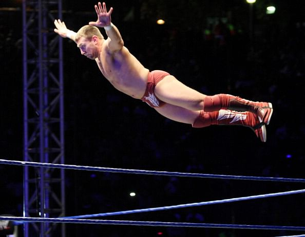 WWE Smackdown Live Tour in Durban