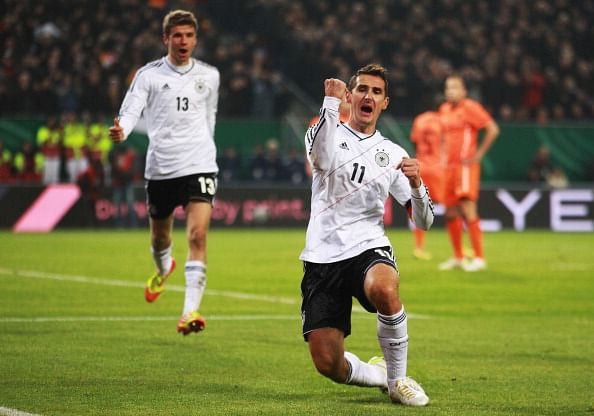 Germany v Netherlands - International Friendly