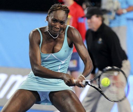 Venus Williams says ready for Australian Open