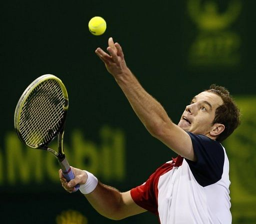ATP Qatar Open results