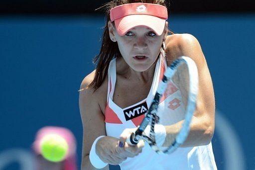 Kvitova qualifies for Sydney International semis