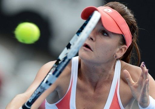 Radwanska makes early exit from Sydney International