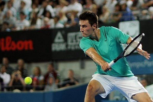 Tomic knocks out defending champion Nieminen