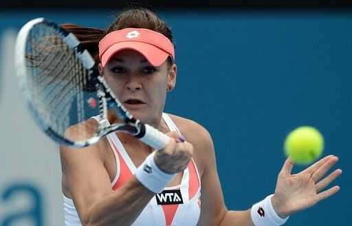 Radwanska crushes Cibulkova in Sydney final