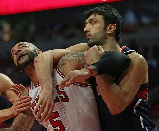 NBA: Bulls hand Hawks 9th loss in 10 games