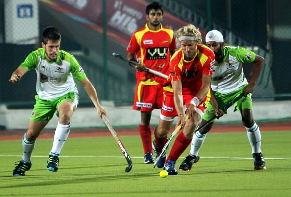 Match Preview: Delhi Waveriders vs Ranchi Rhinos