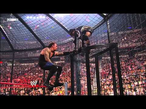 Video: Undertaker sends MVP crashing down: No Way Out 2008