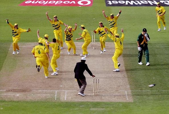 Cricket's Closest Contests: Australia vs South Africa, 1999 World Cup semifinal