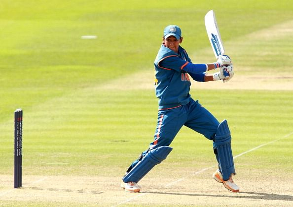 Harmanpreet's maiden ODI century in vain as India eves lose to England by 32 runs