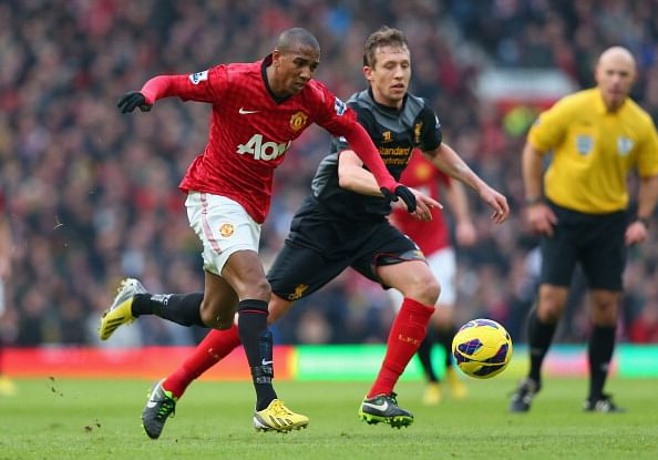 Ashley Young to make his return against Everton on Sunday