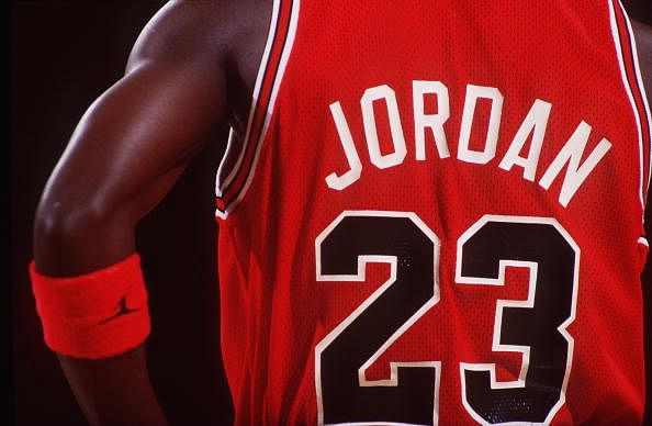 """There was only one man that could stop Michael Jordan, and that man was Michael Jordan."""