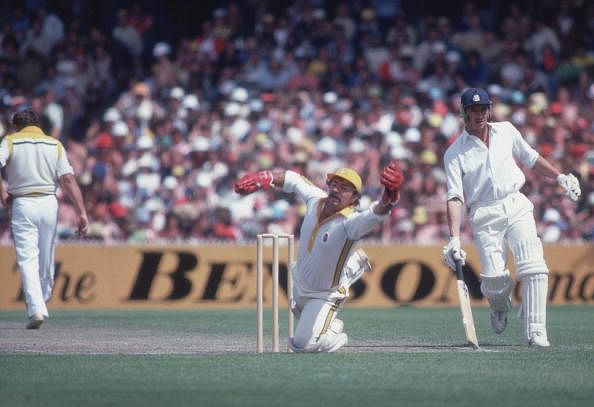 Greatest wicket-keepers of all time: Rodney Marsh