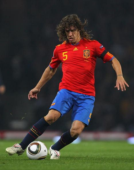 Viva Espana: Top 5 Spanish Players of the decade