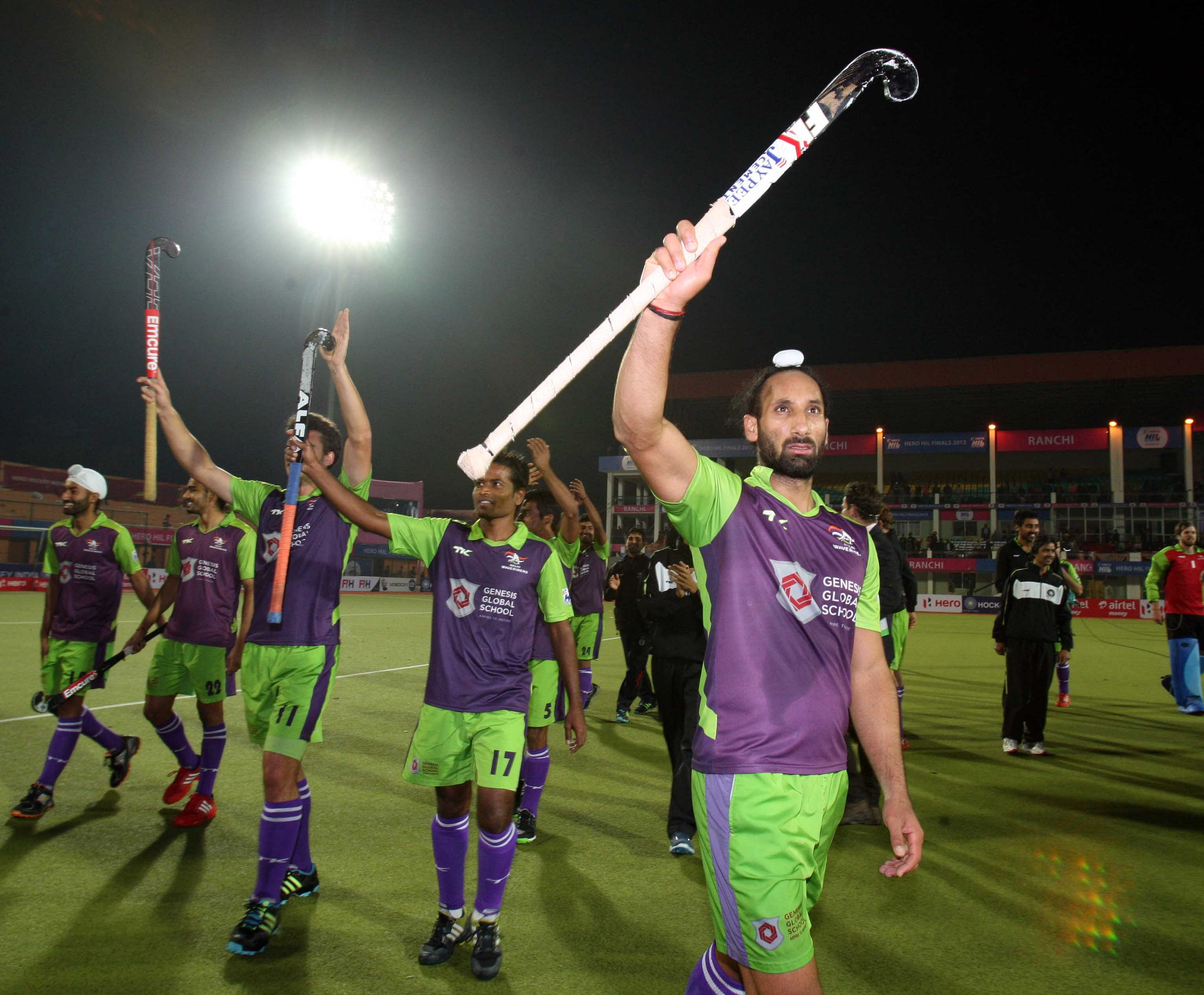 Delhi Waveriders outplay Jaypee Punjab Warriors in Semis, reach Final